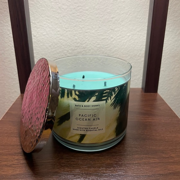 Pacific Ocean Air BBW candle